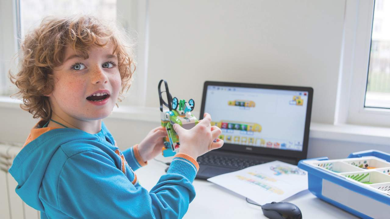 Robotics for kids - LEGO®​ ROBOTICS  I