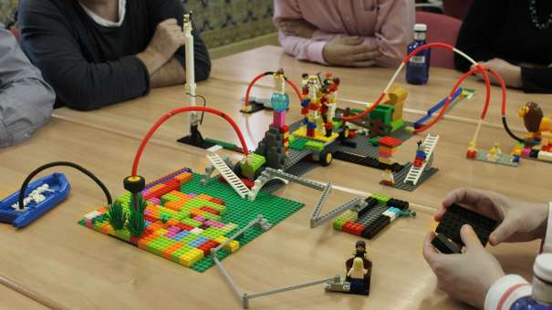 Regala Talleres LEGO® SERIOUS PLAY®